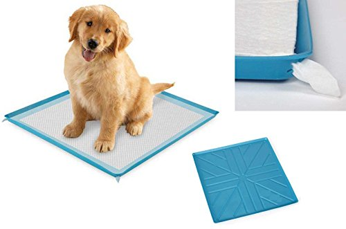 Cheap Silicone Pad Holder Tray for Puppy Dog Pet Pee Training
