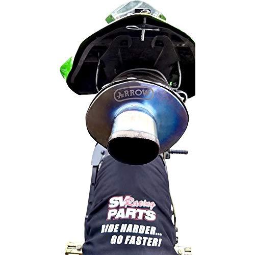 SV Racing Parts 12 inch MiniGP Racing, Mini-Moto 3 Temperature New 2019 Model Tire Warmers
