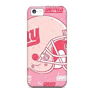 Defender Case With Nice Appearance (new York Giants) Case For Iphone 5C Cover