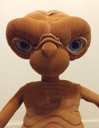 """Talking 24"""" Plush E.T. The Extra Terrestrial (Toys R Us Exclusive)"""
