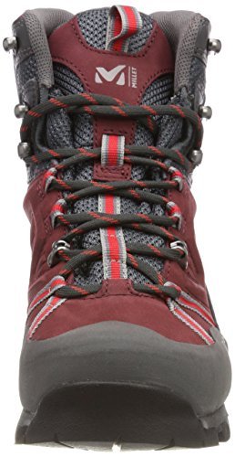 Route Burgundy Rise High H Boots Multicolour Ld Women's MILLET GTX Hiking 000 qtwaYR