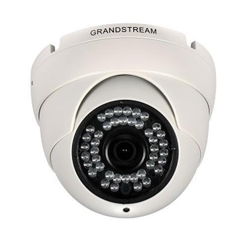 GrandStream GXV3610_FHDv2 Infrared Indoor/Outdoor Fixed Dome HD IP Surveillance Camera [並行輸入品] B06XVKPNHR