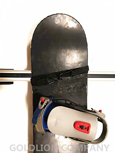 Goldlion New Car Roof Ski Snowboard Luggage Rack Carrier
