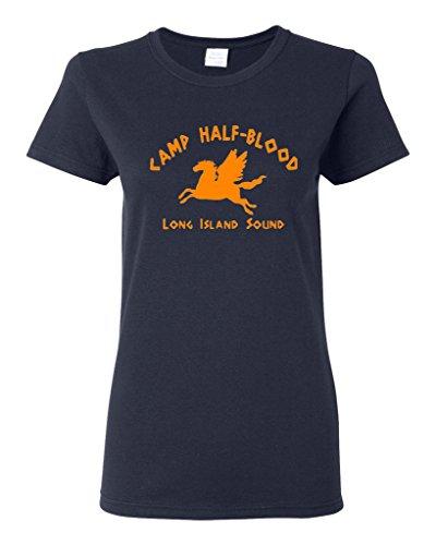 Ladies Camp Half Blood T-Shirt Tee