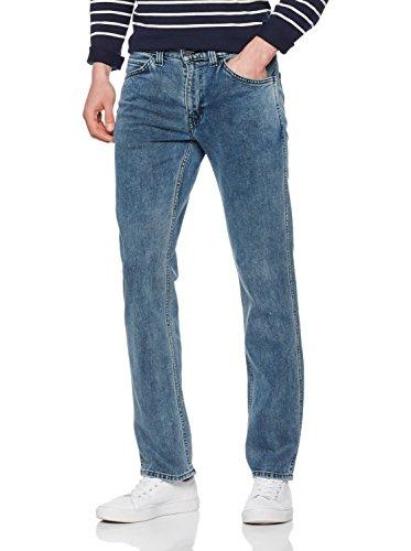 Levi's Herren Linie 8 511 Slim Fit U-Jeans, Blau, 34W x 34L