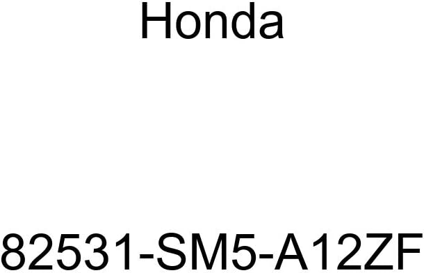 Left Rear Honda Genuine 82531-SM5-A12ZF Seat Cushion Trim Cover