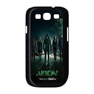 Green Arrow Super Hero Productive Back Phone Case For Samsung Galaxy S3 -Pattern-2