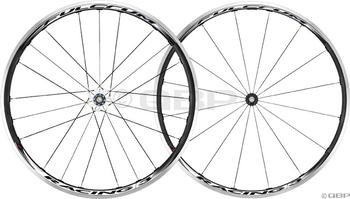 Fulcrum Racing 3 Shimano Wheelset - Black/White