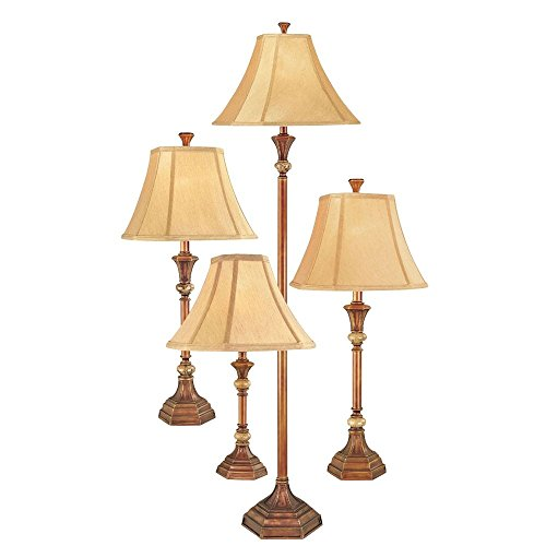traditional-floor-and-table-lamp-4-pack-with-marble-accents