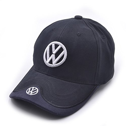 monochef Auto sport Car Logo Black Baseball Cap F1 Racing Hat for Volkswagen Accessory