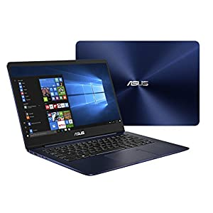 ASUS UX430UN-NB71 ZenBook 14″ Ultra-Slim Laptop with 14 inch FHD Display, Intel Core i7-8550U (up to 4.00 GHz)