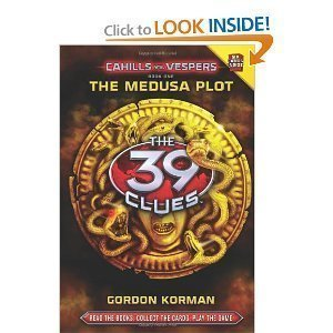 the 39 clues the medusa plot - 2