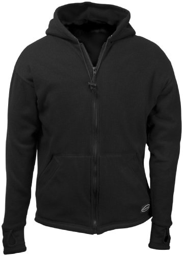 Honda Fleece Lined Zip Hoody (Black, ()