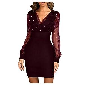 V-Neck Short Prom Dress