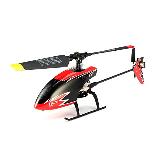 (ESKY 150X 2.4G 4CH Mini 6 Axis Gyro Flybarless RC Helicopter With CC3D)