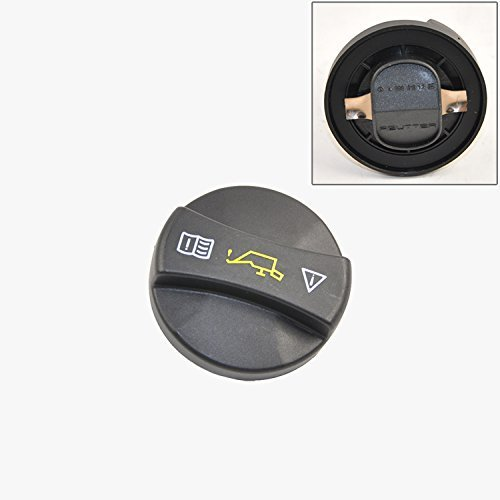 Mercedes Benz Oil Filler Cap - Mercedes-Benz Engine Oil Filler Cap Genuine Original 0001285