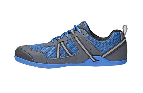 Xero Shoes Prio - Men's Minimalist Barefoot Trail and Road Running Shoe - Fitness, Athletic Zero Drop Sneaker - Imperial Blue by Xero Shoes (Image #3)
