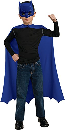 Costumes For Kids On Sale (Rubies Batman The Brave and Bold Child's Cape and Mask Set)