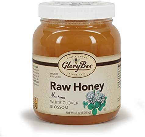 Honeys & Syrups: GloryBee Raw Honey