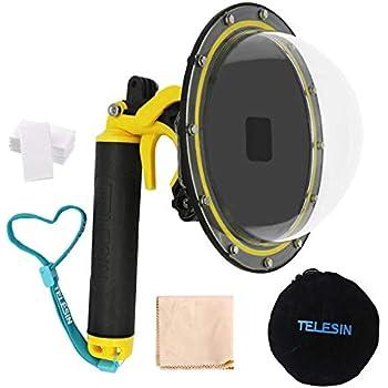 Dombs Garderobekast Wit.Amazon Com Shoot Underwater Lens Hood Dome Port For Gopro Hero7