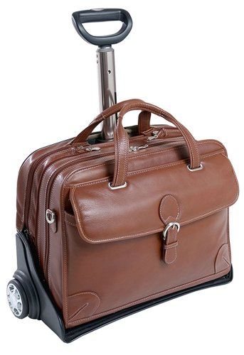 Siamod Women's Carugetto Wheeled Laptop (Carugetto Wheeled Laptop Case)