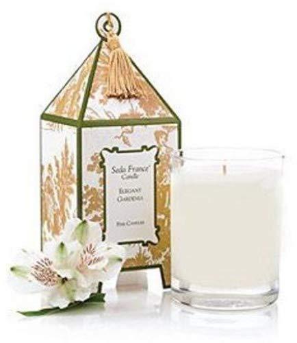 Seda France Elegant Gardenia Candle