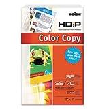 HD:P Color Copy Paper, 98 Brightness, 28lb, 11 x 17, White, 500 Sheets/Ream