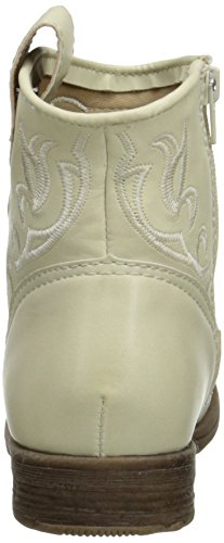 Dolce Par Mojo Moxy Womens Tally Western Boot Ivory