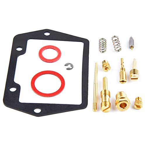 (RUTU Compatible with Carb Repair Carburetor Rebuild Kit for Honda CT 70 Trail 70 1969-1977 Bike )