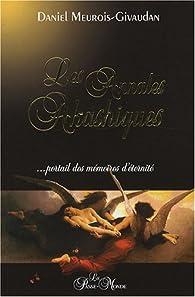 Les annales akashiques : Portail des mémoires d'éternité par Daniel Meurois-Givaudan