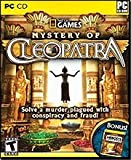 New Valusoft Natgeo Games Mystery Of Cleopatra & Herod's Tomb Includes Bonus Game Herods Tomb