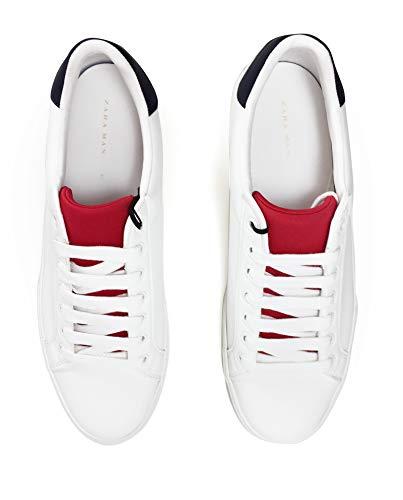 Contraste 302 Zara en Homme Tennis 2329 wBqqYApx