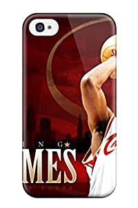 HQdQbXZ9294WlRiy Candice Mclaughlin Awesome Case Cover Compatible With Iphone 4/4s - Lebron James Wallpapers Cleveland Cavaliers