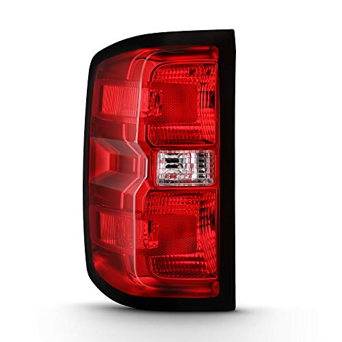 ACANII - For 2016 2017 2018 Chevy Silverado 1500 Tail Light Brake Lamp OE Style Replacement Left Driver Side