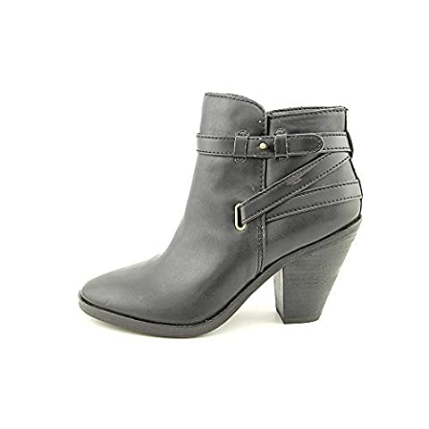 DV by Dolce Vita Women's Prynce Boot, Black, 8.5 M US (Dv Ankle Boots)
