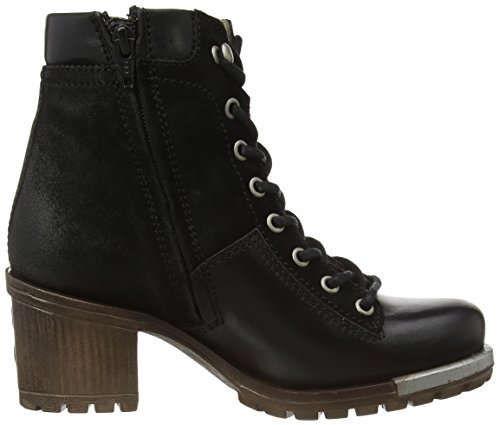 Leal689fly 000 London Women's Fly Black Black Ankle Black Boots EzFPgxqv