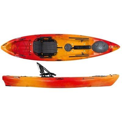 Wilderness Systems Ride 115X Max Kayak