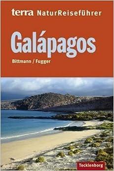 Galápagos. Reiseführer Natur