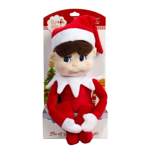 The Elf on the Shelf Plushee Pal