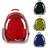 Best VTech Baby Carriers - Dog Outdoor Carrier Bag Pet Products Transparent pet Review