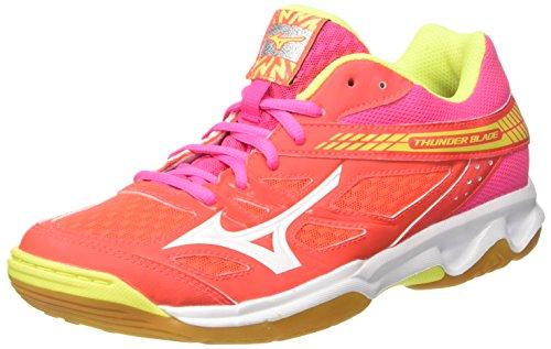 Mizuno Thunder Blade Wos, Zapatillas de Running para Mujer: Amazon.es: Zapatos y complementos