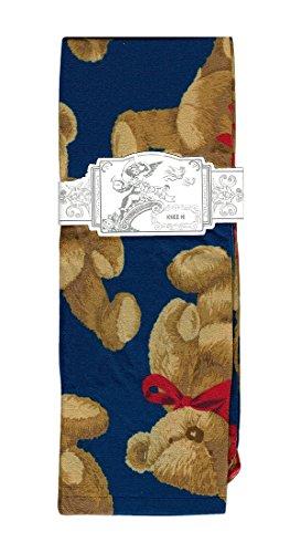 Sox Trot MY TEDDY BEAR - Printed Nylon - Trot Socks Sox