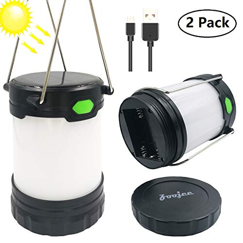 Camping Solar Light Kit