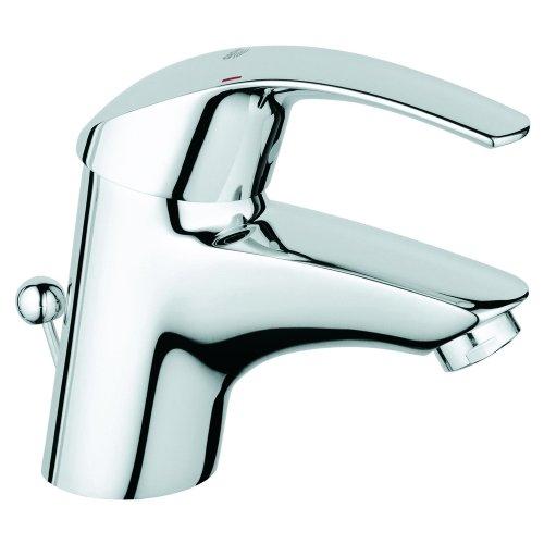 Grohe Eurosmart Centerset - Grohe 32642001 Eurosmart Single-handle Bathroom Faucet
