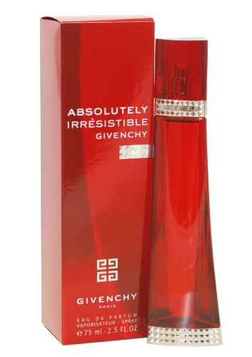 Amazoncom Absolutely Irresistible Perfume By Givenchy For Women