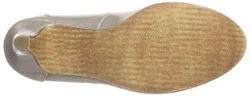 405 Tozzi Marco Chaussures Pieds 22429 Couvert Dune du à Beige Talons Avant Femme 7dqSdU