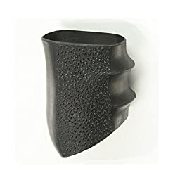 Fixxxer Full Size tactical Grip Sleeve (Fits Glock, S&W, Sigma, SIG Sauer, Ruger, Colt, Beretta Models and more...) (Black)