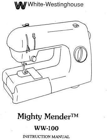 Descargar Pdf-File Singer WW100 Máquina de coser: Amazon.es: Hogar