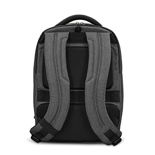 41tPohYos2L - Samsonite Modern Utility Mini Laptop Backpack, Charcoal Heather, One Size