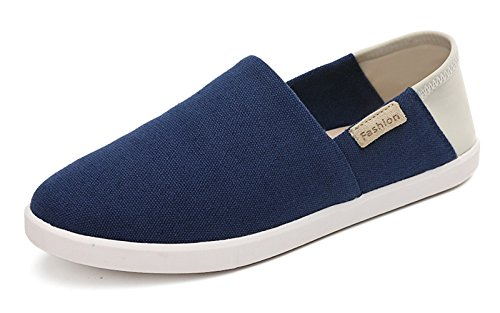Classics Slip Womens Loafer VenusCelia VenusCelia Flat On Womens Blue gwqtZRx
